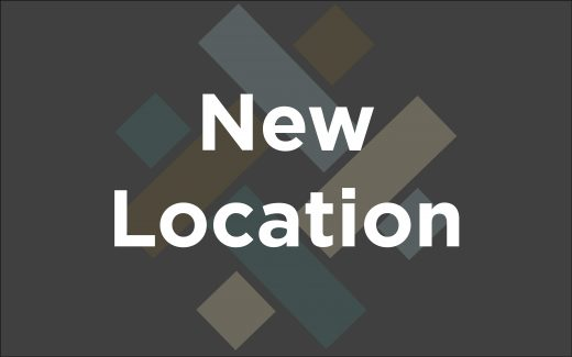 New Location Announcement