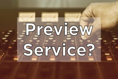 Preview Service?